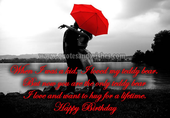 ENTERTAINMENT: BIRTHDAY QUOTES FOR GIRLFRIEND