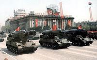 Rudal Balistik Hulu Ledak Nuklir Korea Utara