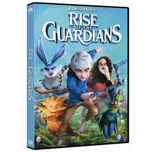Rise of the Guardians DVDR NTSC Español Latino