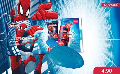 Kosmetyki z komiksów Marvela dla najmłodszych