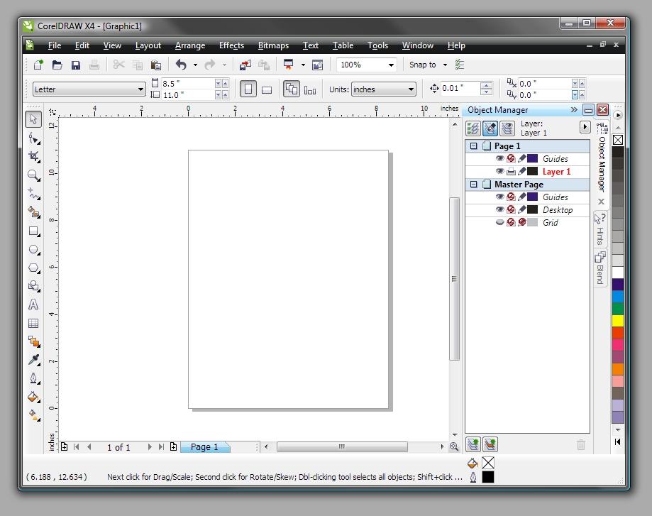 Corel draw x4 graphics suite download