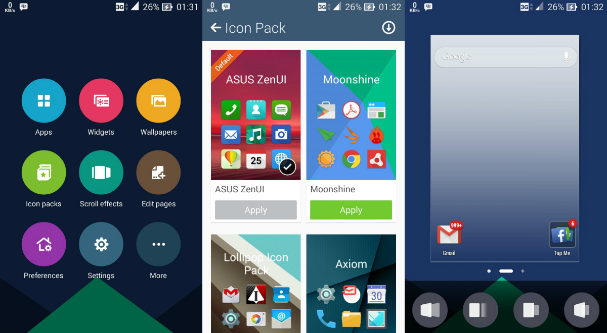 Download ASUS Launcher Apk Zenfone 6 Update