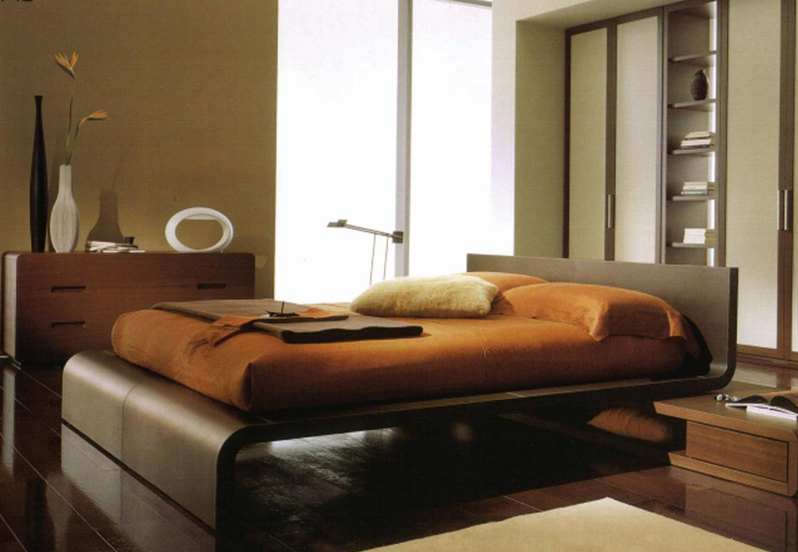 A spot after a hard day 20 inspiring bedroom sets the for Awesome bedroom sets modern