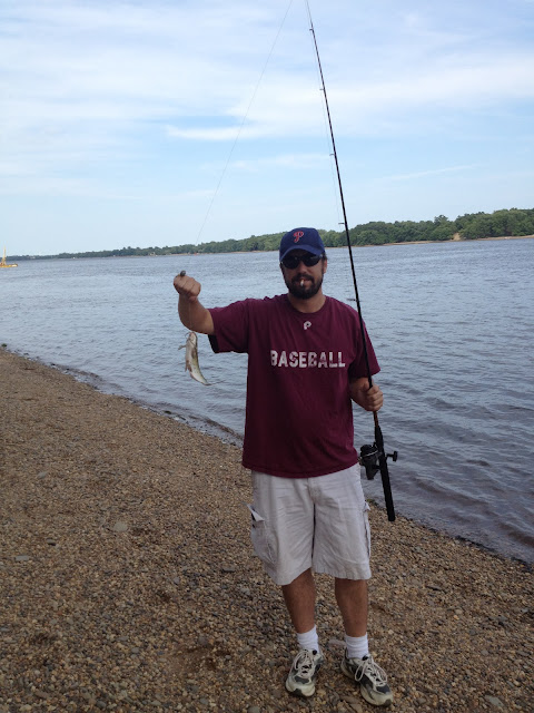 Extreme philly fishing reports jay d delaware river for Extreme philly fishing