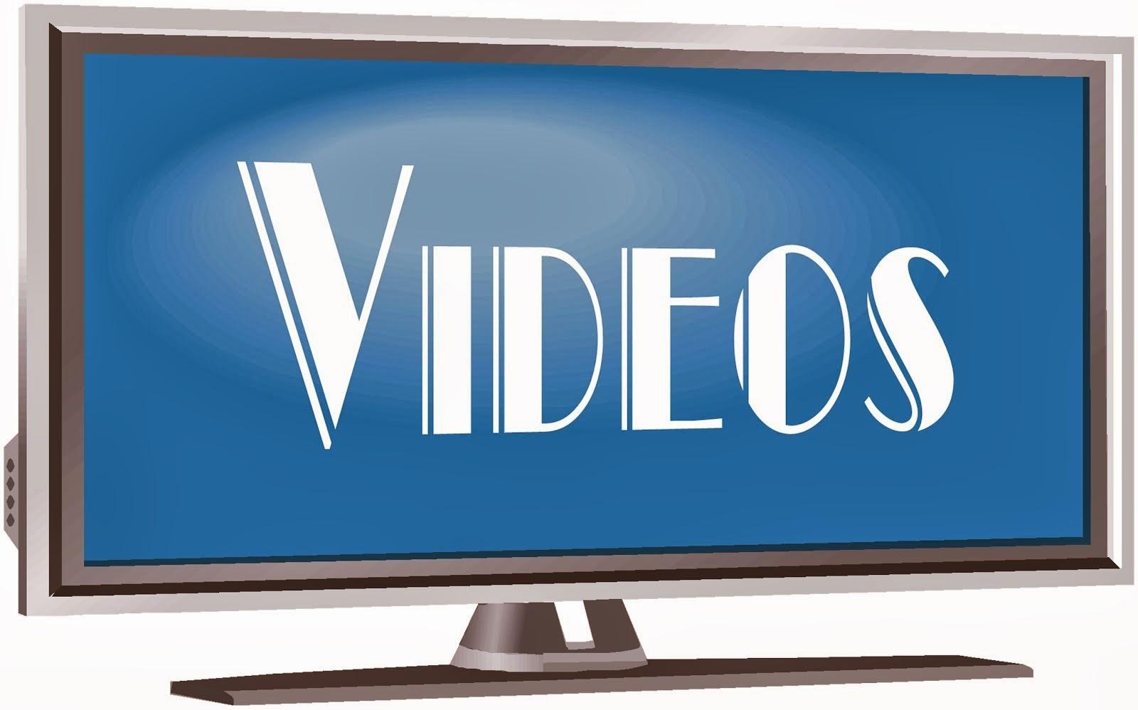 CONSULTA los vídeos de las entradas del BLOG.
