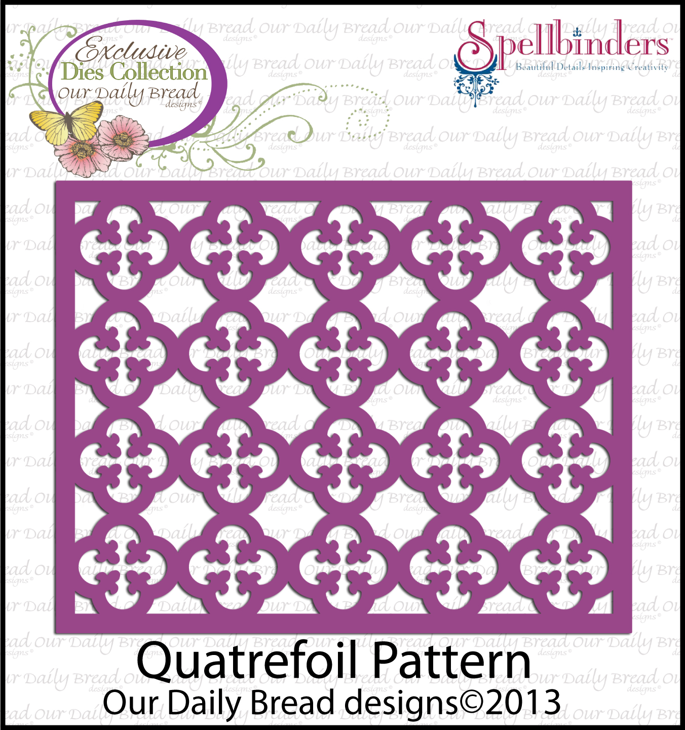 http://www.ourdailybreaddesigns.com/index.php/quatrefoil-pattern-die.html