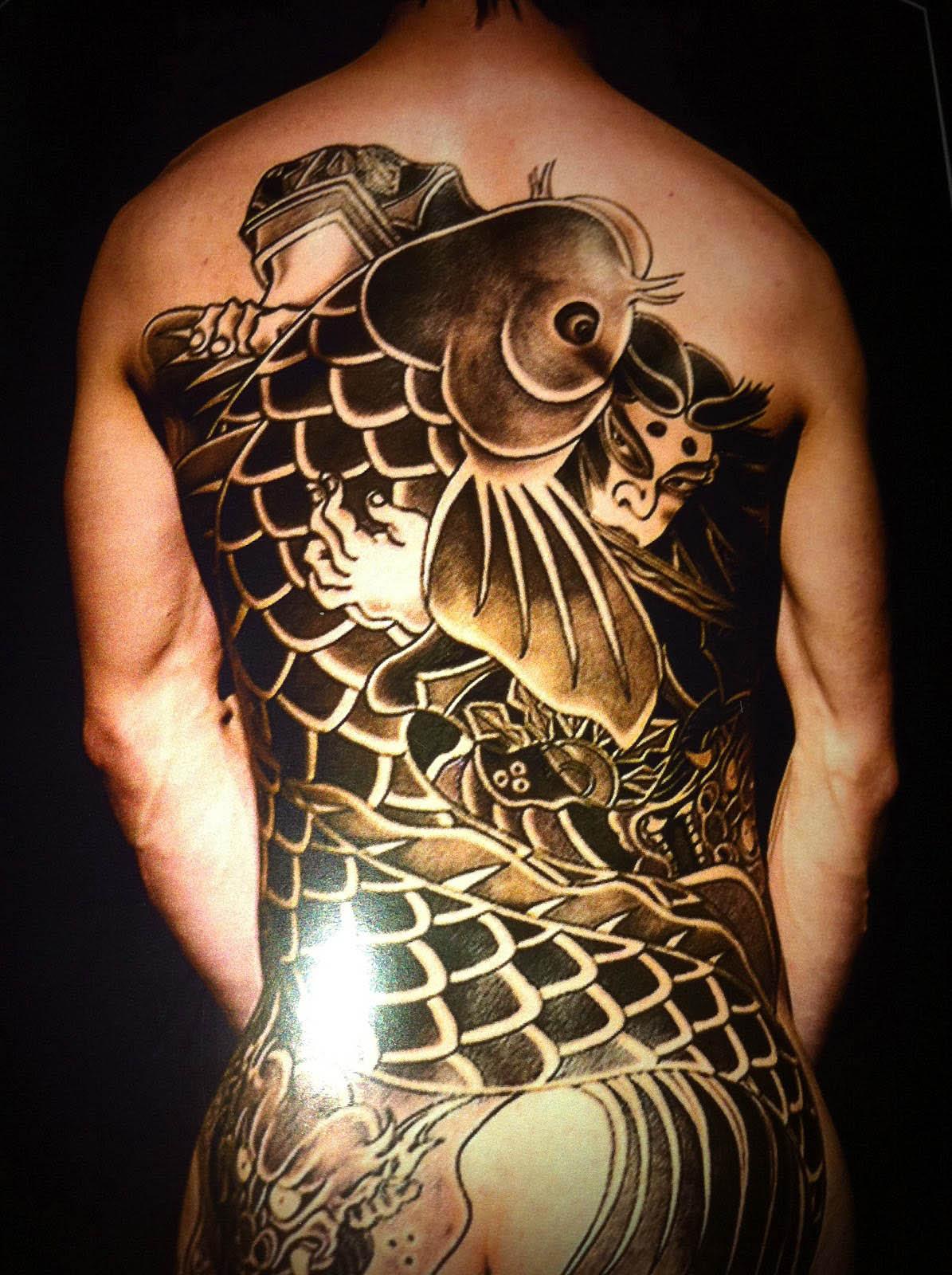 Koi tattoos pics gallery full hd wall pictures for Koi tattoo pics