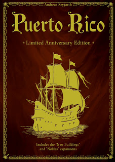 Puerto Rico: Limited Anniversary Edition - Recensione