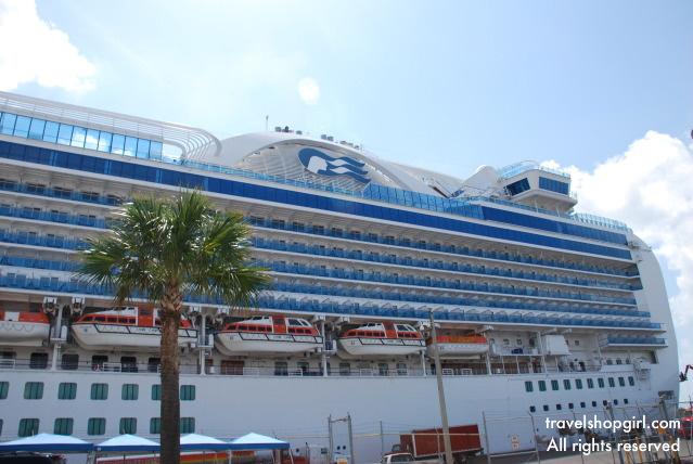 Princess Cruises Tour Ba