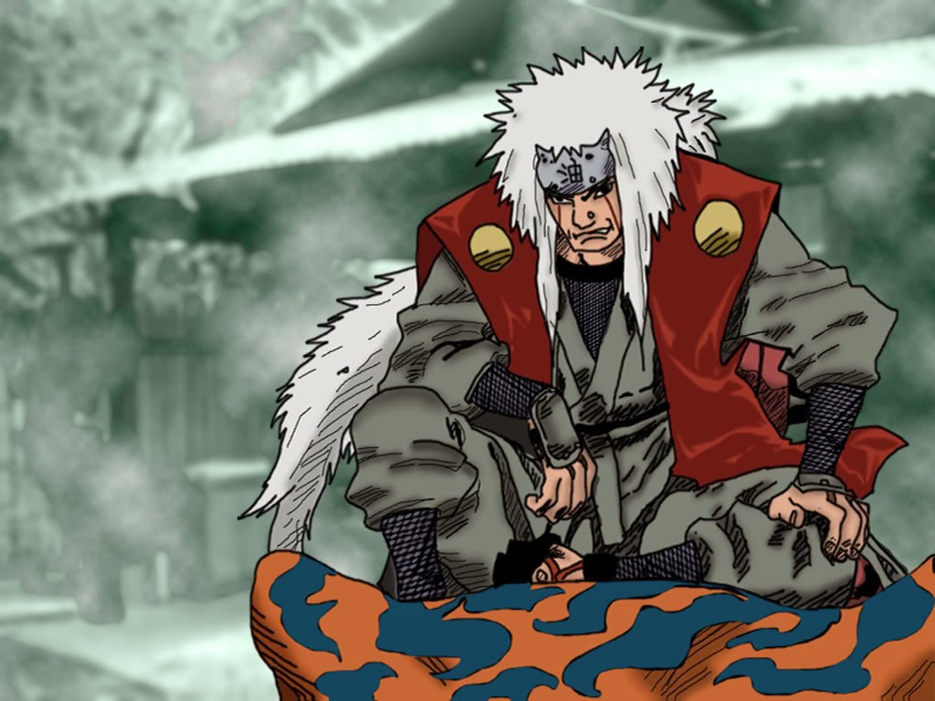 Wallpaper Jiraiya