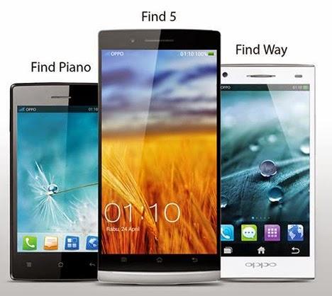 daftar harga handphone oppo smartphone terbaru 2015