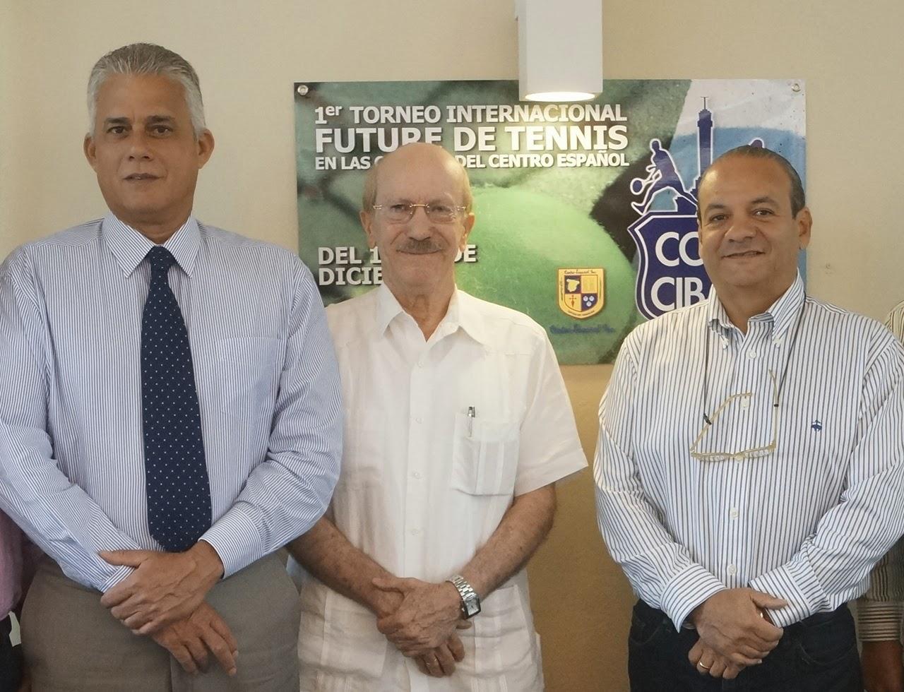 """Futures F2 """"Copa Cibao"""" inicia hoy sábado con los sencillos de qualifying en el Centro Español"""