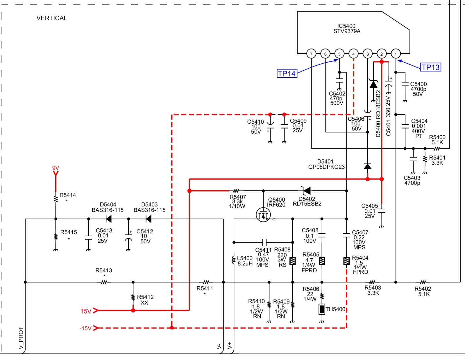 Sony Kv-32hq100b - Kv-36hq100b - Trinitron