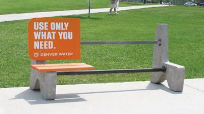 Denver Water - используй только то, что тебе нужно