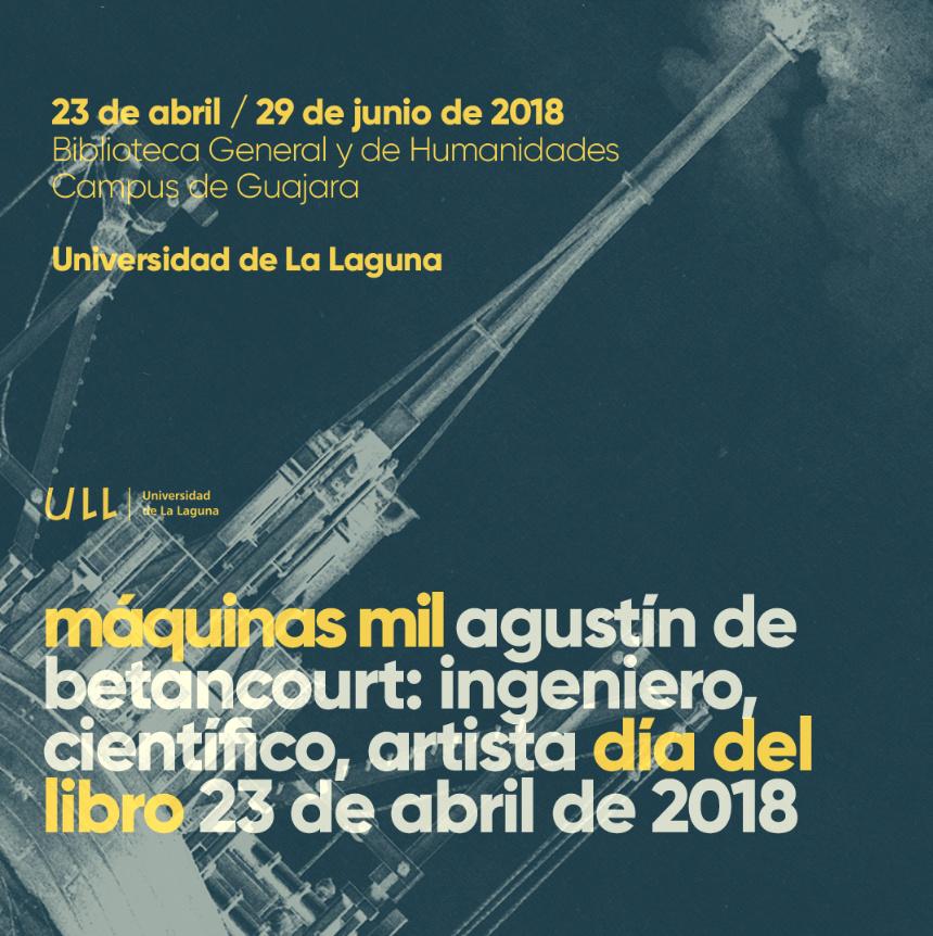 """""""Máquinas mil: Agustín de Betancourt"""""""