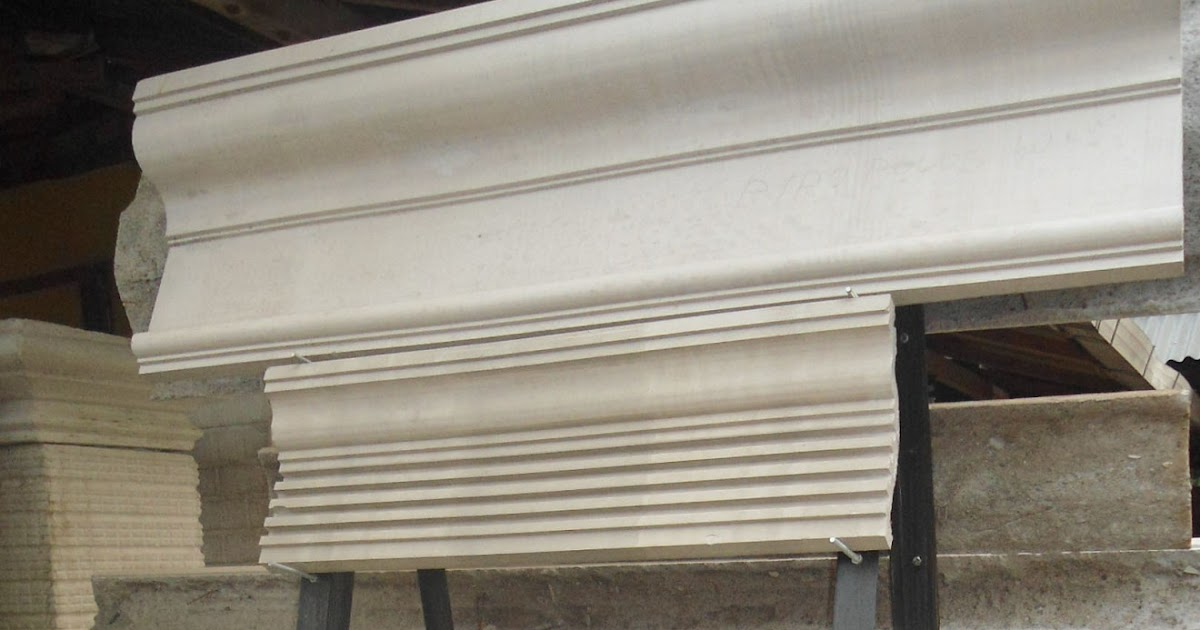 sanjaya profil beton motif listplang serutan