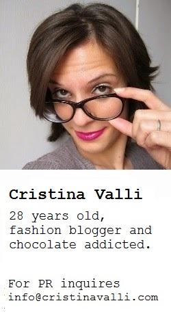 La blogger