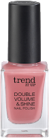 Preview: Die neue dm-Marke trend IT UP - Double Volume & Shine Nail Polish 130 - www.annitschkasblog.de