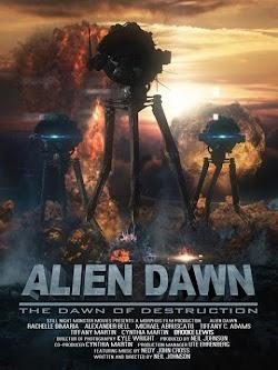 Quái Vật Lúc Bình Minh - Alien Dawn (2012) Poster