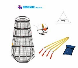 Basket Stretcher Alumunium YDC-8B6