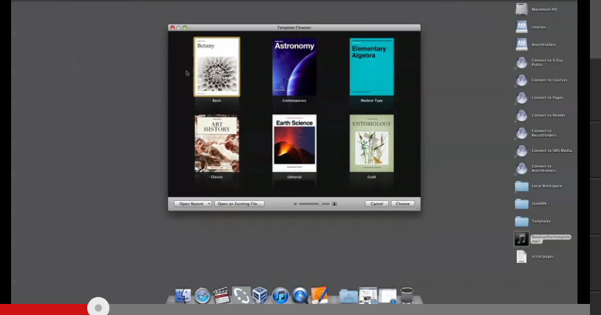 10 Great Tutorials to Create Interactive eBooks Using iBook Author