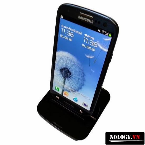 dock sạc Samsung Galaxy S3