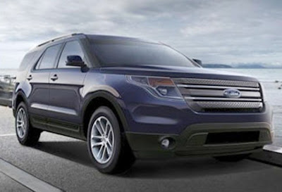 2012 Ford Explorer Review and Price