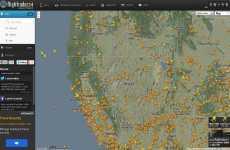 Tráfico aéreo del mundo en tiempo real: FlightRadar24