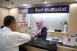 lowongan kerja bank muamalat 2012