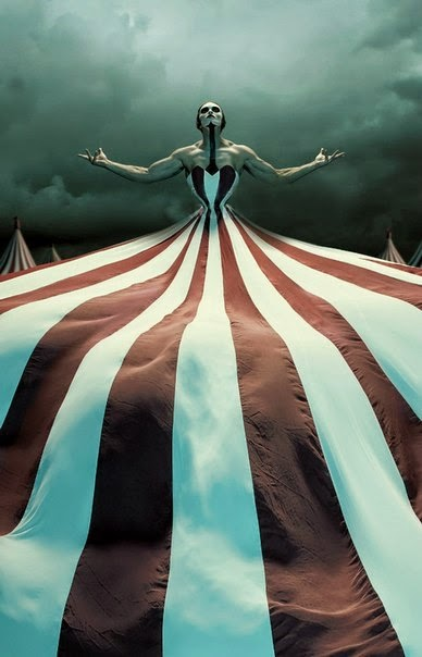 Tercer póster oficial de 'American Horror Story: Freak Show'