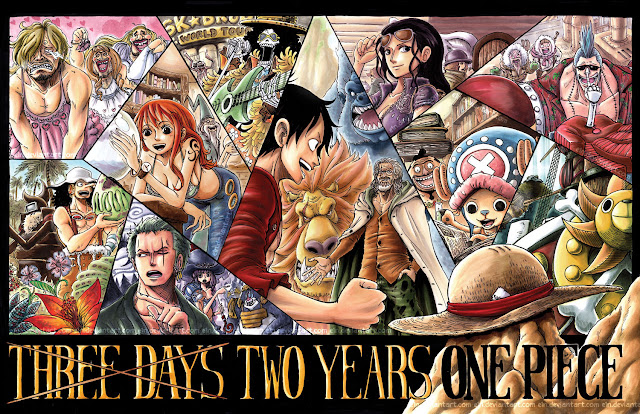 One Piece After 2 Years Wallpaper 0022