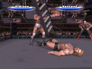 Legends of Wrestling II Ps2 Iso Mega Ntsc Descargar Juegos Para PlayStation 2