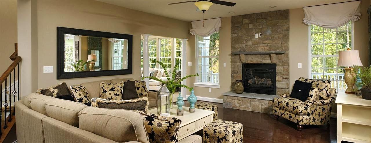 Building An Oberlin Terrace Ryan Homes Formal Living