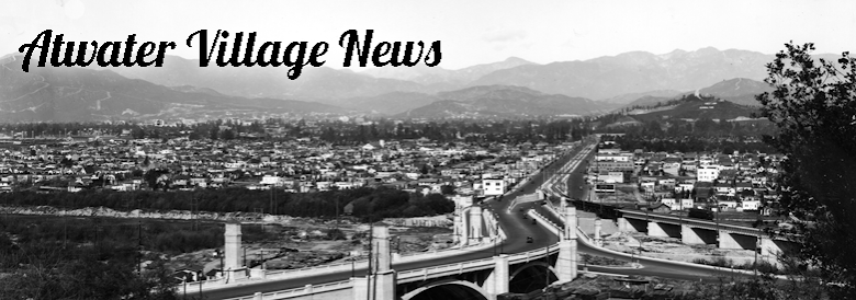 Atwater Village News - blog