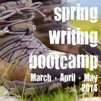 Spring Writing Bootcamp