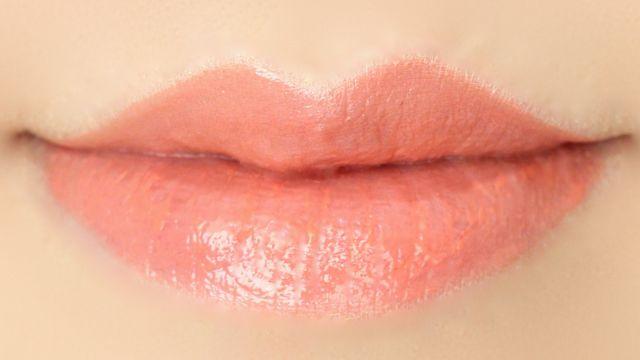 Revlon Lip Butter in Juicy Papaya swatches
