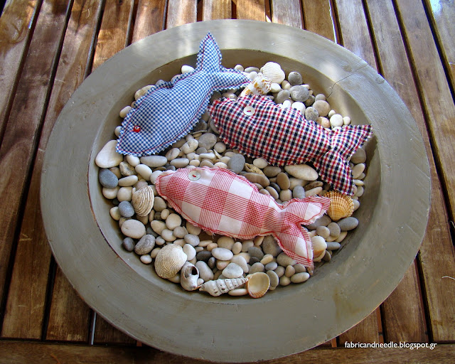 handmade fishes