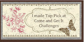 Top picked hos Come and Get it Challenges