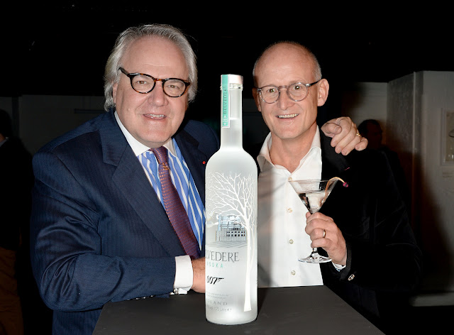 Belvedere Vodka Announces Partnership With The Highly Anticipated James Bond Film, SPECTRE