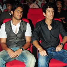 Naga Chaitanya and Akhil