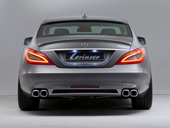 2011 Lorinser Mercedes-Benz CLS 218 | Car Preview | by 3mbil Cars