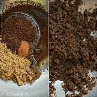 esfoliante corporal de cafe