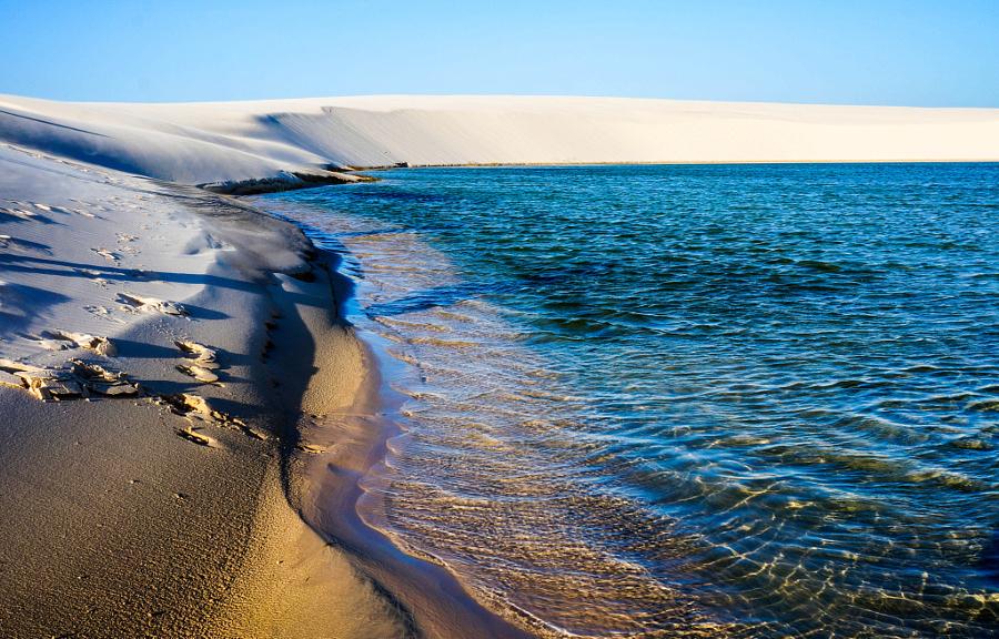 Let's travel the world!: Lençóis Maranhenses National Park ...