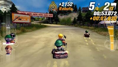 Foranimeku - ModNation Racers