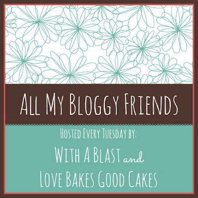 With A Blast: All My Bloggy Friends Link Party #51   {Tuesday - Saturday}  #anythinggoes  #diy #recipes  #linkparty