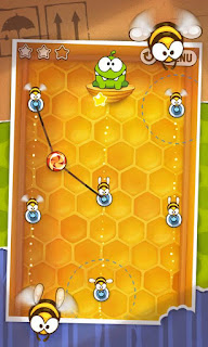 Cut The Rope HD 2.1 For Android Full Apk