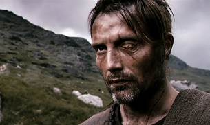 Valhalla Rising One Eye  Valhalla Rising  comes off