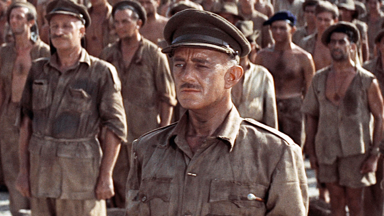 bridge on the river kwai Overview of the bridge on the river kwai, 1957, directed by david lean, with  william holden,  duration(mins):, 161, country: great britain and united states.