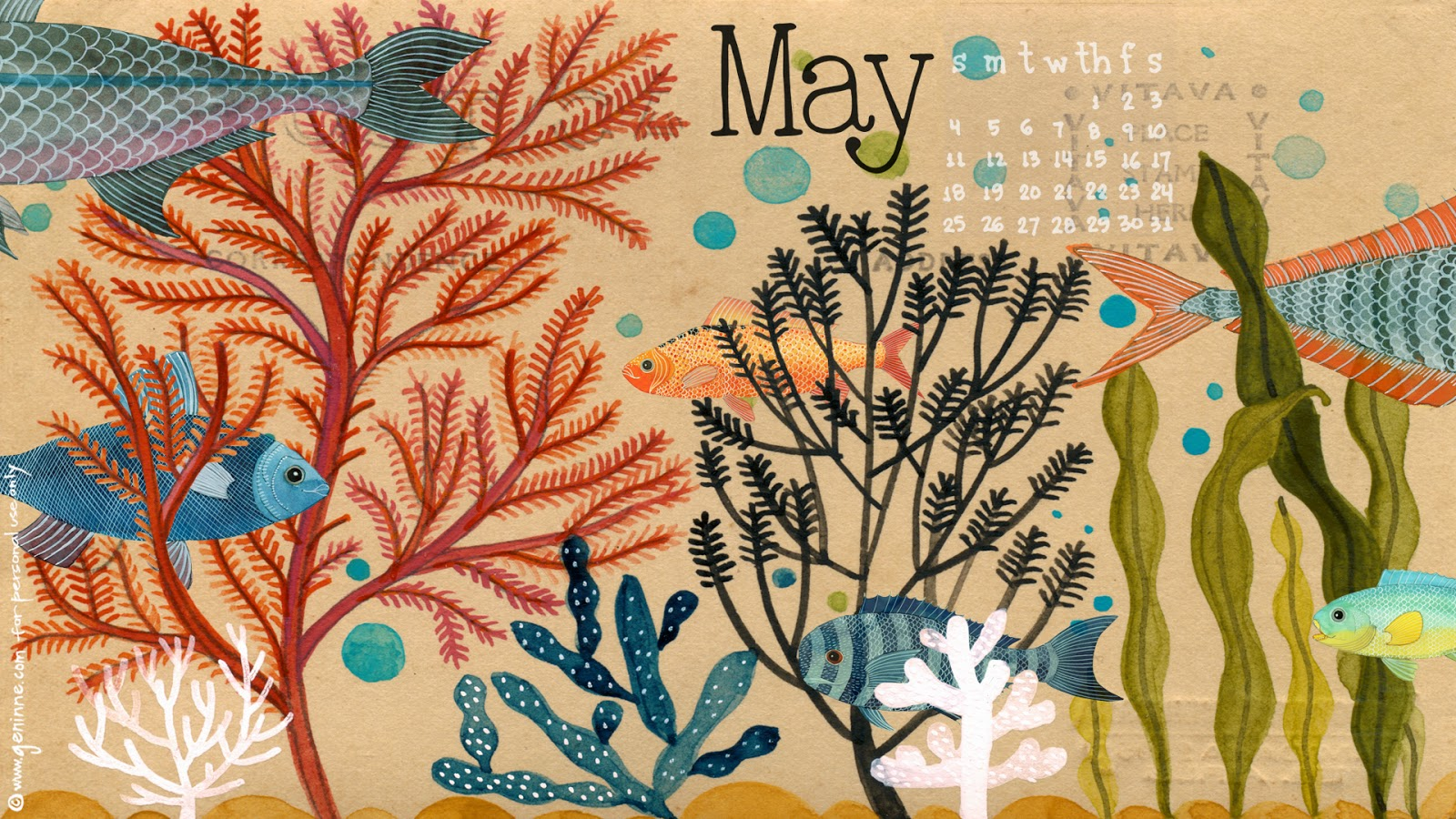 Geninne S Art Blog April 2014