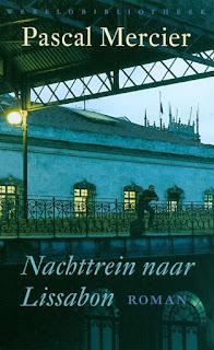 Nachttrein naar Lissabon Pascal Mercier cover